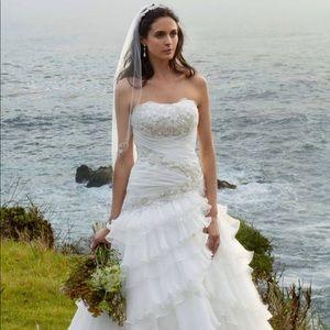 Wedding dress from David's Bridal!!